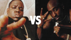 The Notorious B.I.G. och Tupac