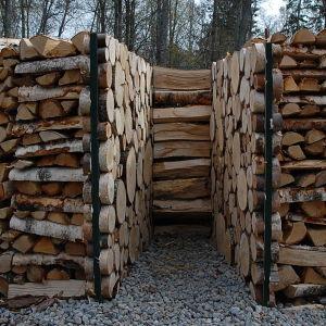 Ingången till nyckelhålsträdgården på Strömsö