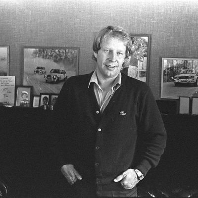 Hannu Mikkola.