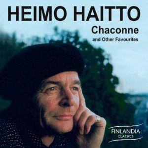 Heimo Haitto / Chaconne
