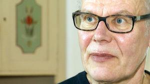 Emeritusprofessori Ismo Räihä
