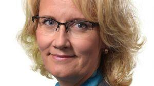 Linda Gerkm,an är direktör för antagning och studieservice vid Hanken.