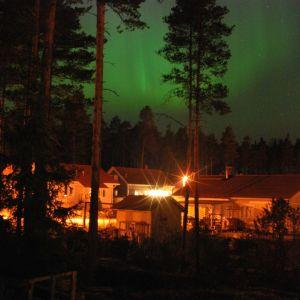 Norrsken i Ingå