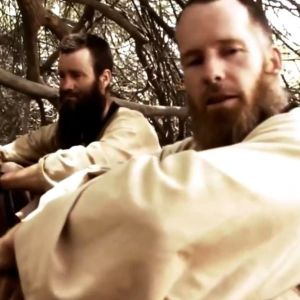 Johan Gustafsson och Stephen Malcolm McGown kidnappades i Mali 2011.