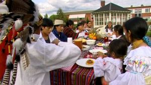 Inti Raymi – en midvinterfest från inkatiden