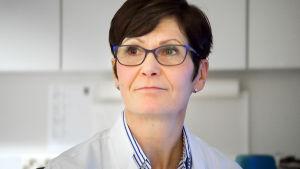 Radiologian erikoislääkäri Eija Pääkkö