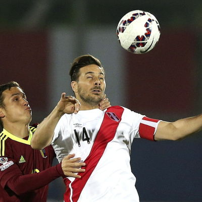 Claudio Pizarro segerarkitekt i Copa America.