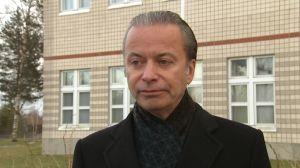 Direktör Anders Östergård för trafik och infra struktur vid NTM-centralen i Södra Österbotten