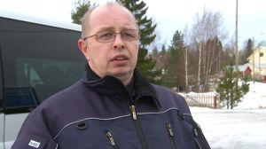 Taxiföretagare Harry Håkans