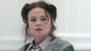 Ida-Lotta Backman on nimiroolissa elokuvassa Angelan sota.