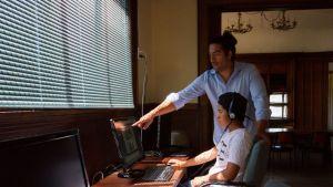 Härbärget Casa Libre hjälper papperslösa ensamkommande barn i USA.