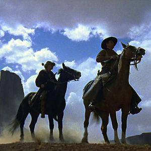 Etsijät, ohjaus John Ford.