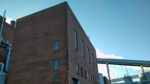 Stora Enson Sunilan tehtaan uusi koelaitos
