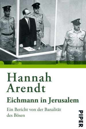 Hannah Arendtin kirja Eichmannista