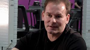 Dosentti, liikuntafysiologi Arto Hautala.