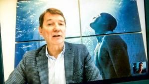 Toimitusjohtaja Markku Jalkanen