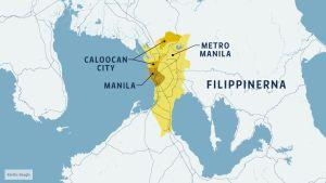 Caloocan City I Metro Manila.