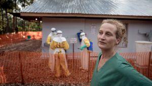 Anna Sjöblom har deltagit i kampen mot ebola flera gånger i Afrika.