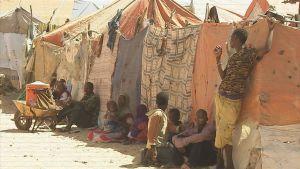 flyktingläger i somalia