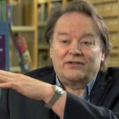 Matti Tuomala är professor i nationalekonomi vid Tammerfors universitet