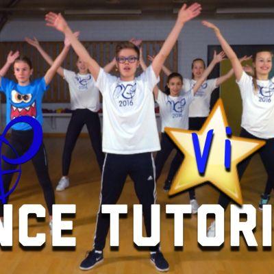 """Lär dej dansa till Musikvideon """"Vi"""".  MGP 2016."""
