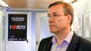 Hammaslääkäriliiton toiminnanjohtaja Matti Pöyry