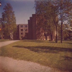 Sibelius-Akatemian opiskelija-asuntola Clavis