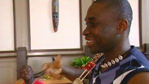 Västafrikanska rytmer från Ghana