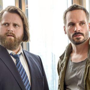 Saksalainen kulttisarja Kahden keikka (16) jatkaa, vaikka yksityisetsivä Josef Matulan ja asianajaja Markus Lessingin tiet erosivat.