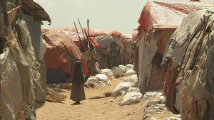 flyktingläger i mofgadishu