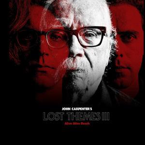 John Carpenters skivomslag