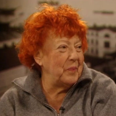 Claire Aho (2005).