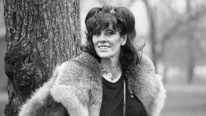 Tanssinopettaja Aira Samulin vuonna 1978.