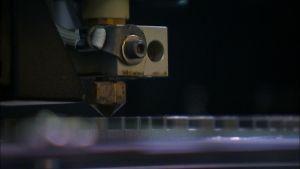 3D-printer på Technobotnia i Vasa.