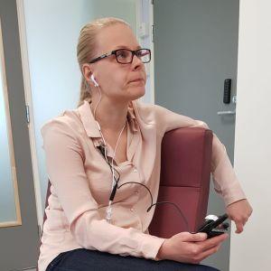 Vuoden traumahoitaja 2019 Kirsikka Tynkkynen