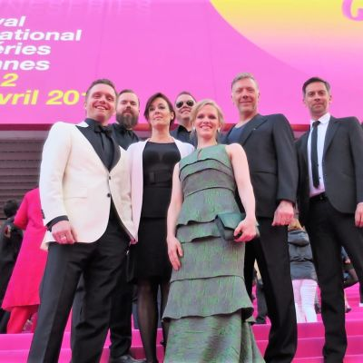 Invisible Heroes team Cannesissa 2019