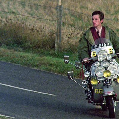 Phil Daniels elokuvassa Quadrophenia – 60-luvun kapinalliset