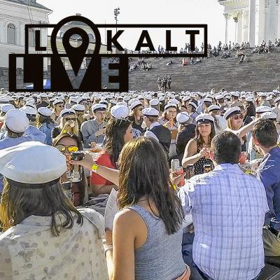 Lokalt live puffbild för live från storsitsen 2018.