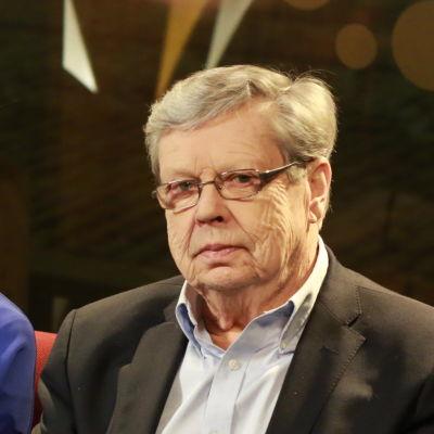 Pirkko Mannola och Göran Stubb