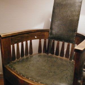 Hålet i stolen