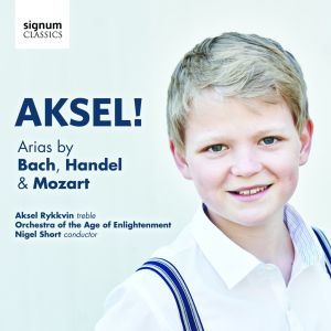 Aksel! / Arias