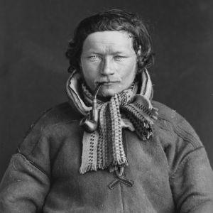 Johan Tornensis kuvattuna 1880-luvulla