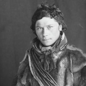 Mikkel Näkkälä, joka lähti Alaskaan ensimmäisten joukossa 1894