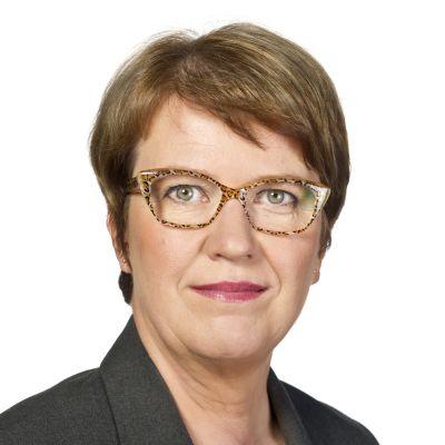 Toimittaja Pirjo Auvinen.
