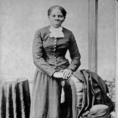 Harriet Tubman kuvattuna 1800-luvun lopulla.