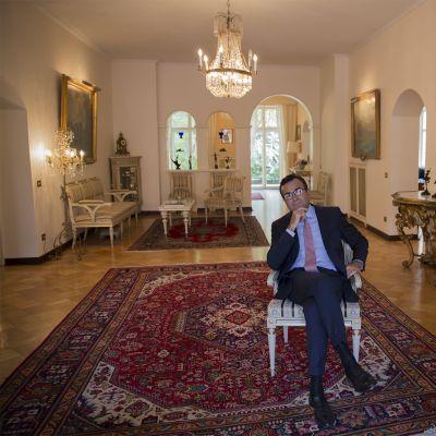 Gabriele Altana, Italian suurlähettiläs