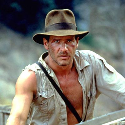 Harrison Ford Indiana Jonesina.