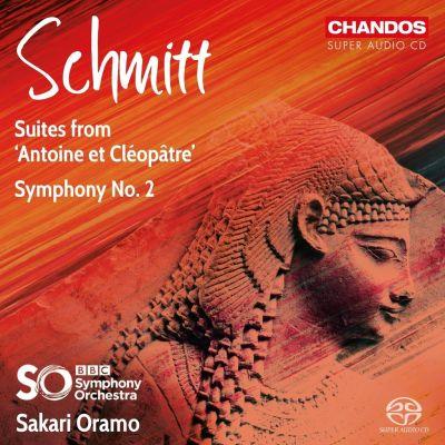 Florent Schmitt / BBC:n SO / Oramo