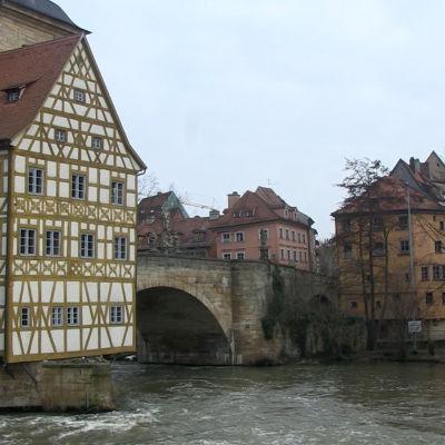 Bamberg vinter