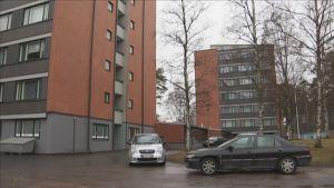 Samfälligheten äger hyreshus runt om i Åbo.